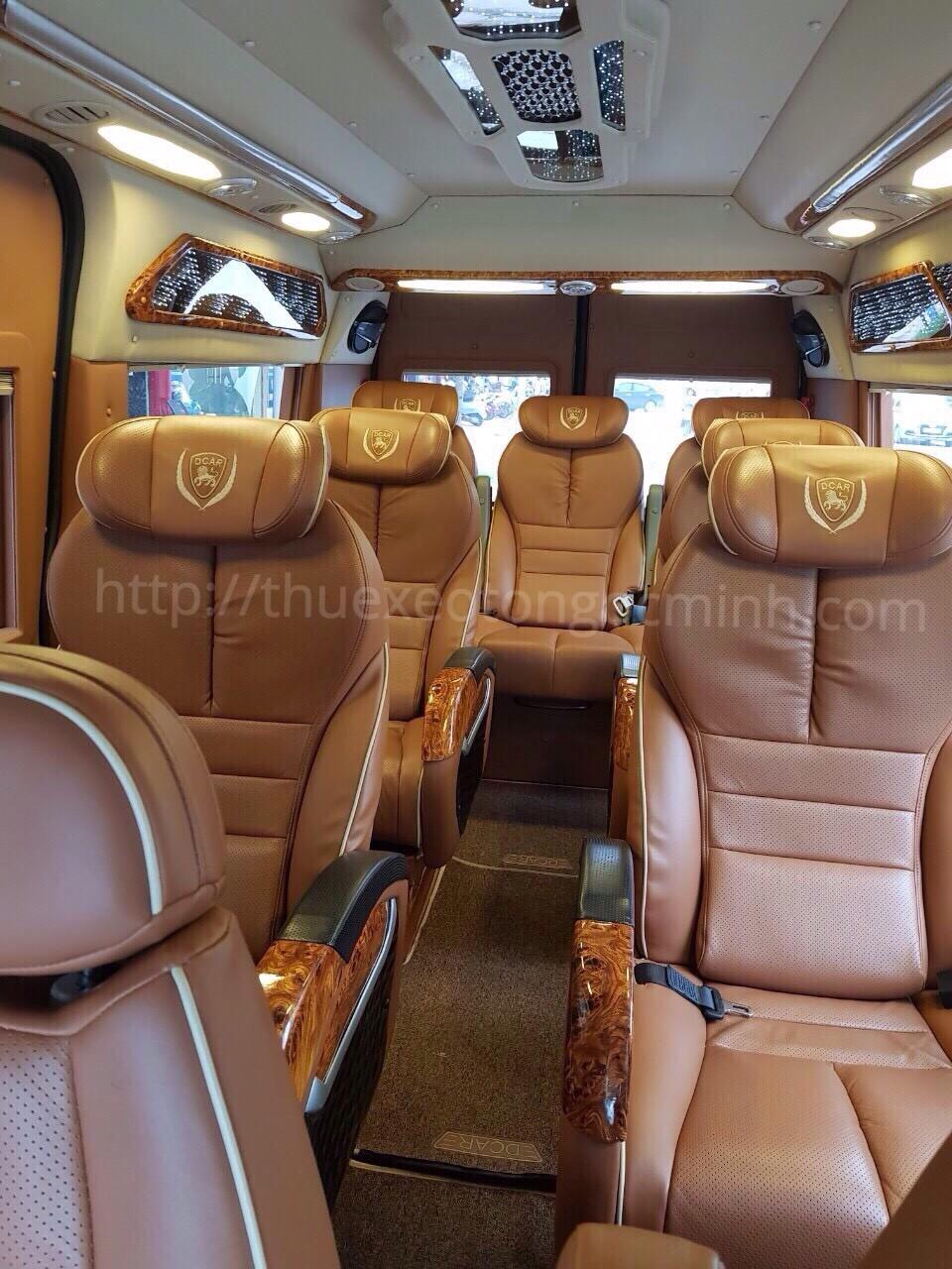 Dịch vụ cho thuê xe Dcar Limousine giá rẻ tại Hà Nội