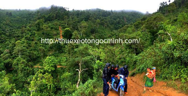 Những địa đanh nổi tiếng ở Mù Cang Chải – Yên Bái