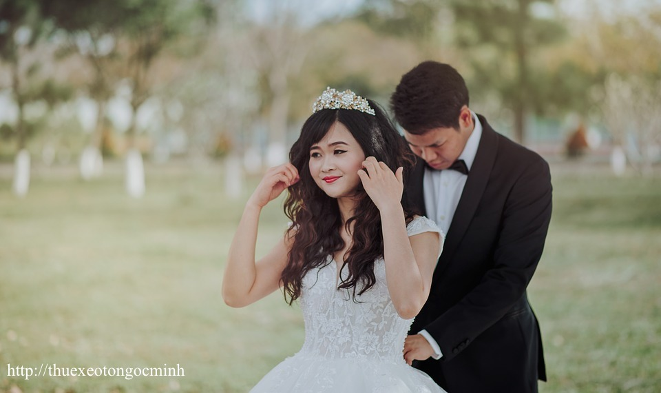 Mùa cưới bắt đầu từ tháng mấy?