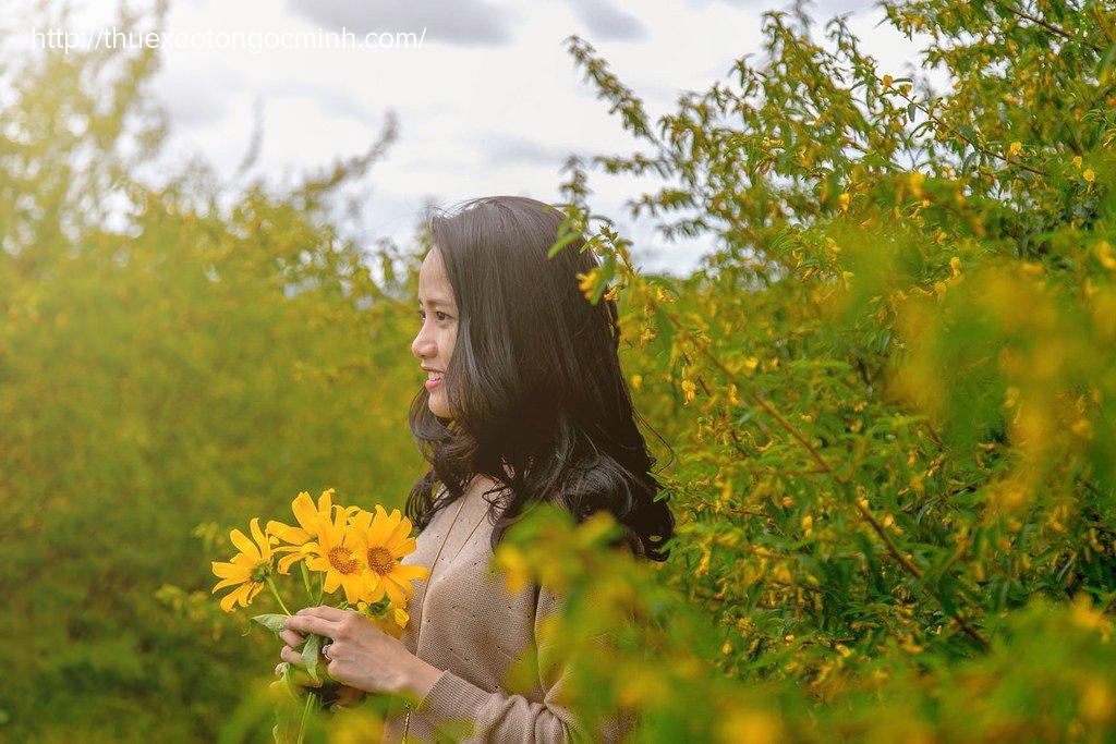 Du lịch Mộc Châu tháng 11 ngập tràn trong sắc hoa