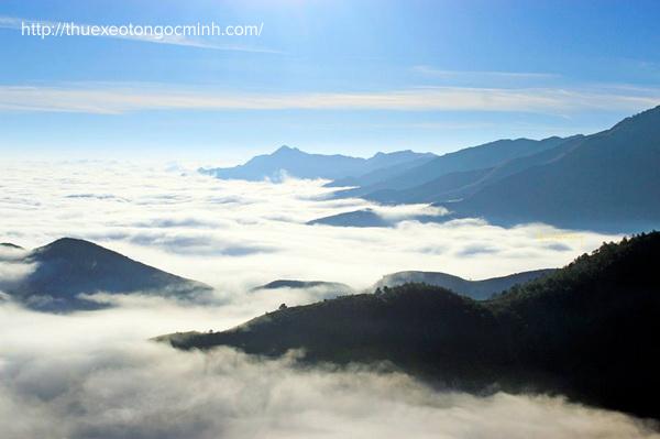 Thiên đường mây Tà Xùa – điểm du lịch hấp dẫn nhất miền Bắc