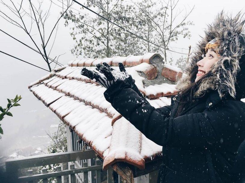 Thanh xuân nợ bạn một Sapa – mùa tuyết rơi