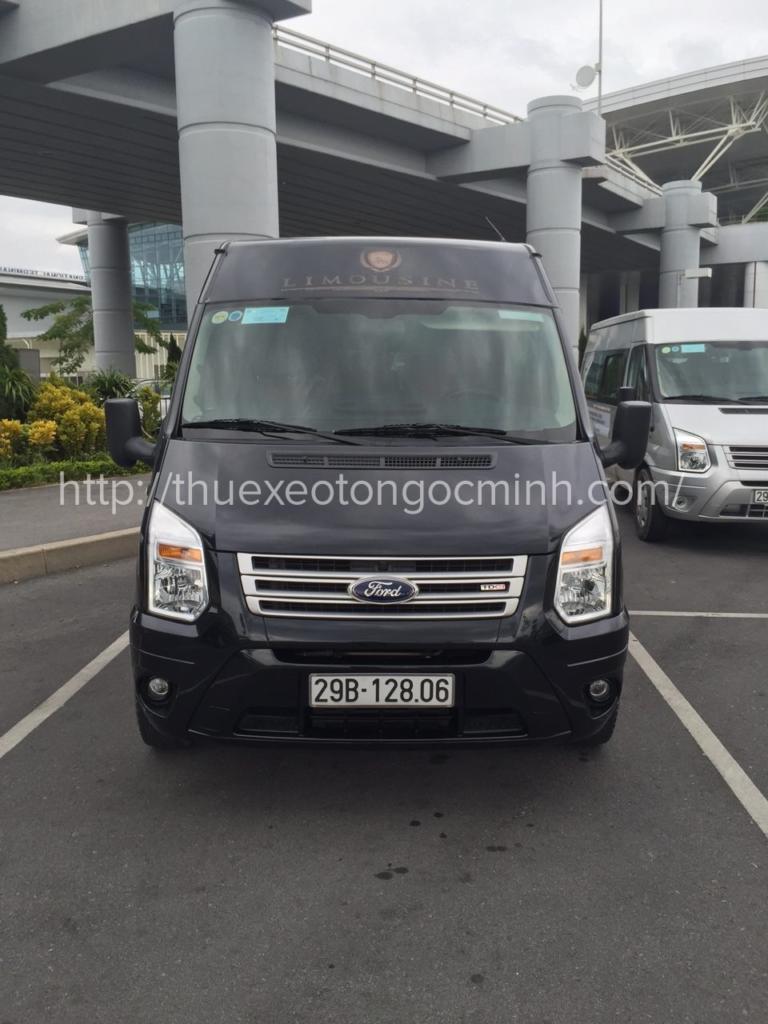 Cho thuê xe đi Thanh Hoá giá rẻ, cam kết chất lượng tại Hà Nội