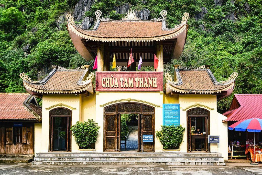 Chùa Tam Thanh - Lạng Sơn