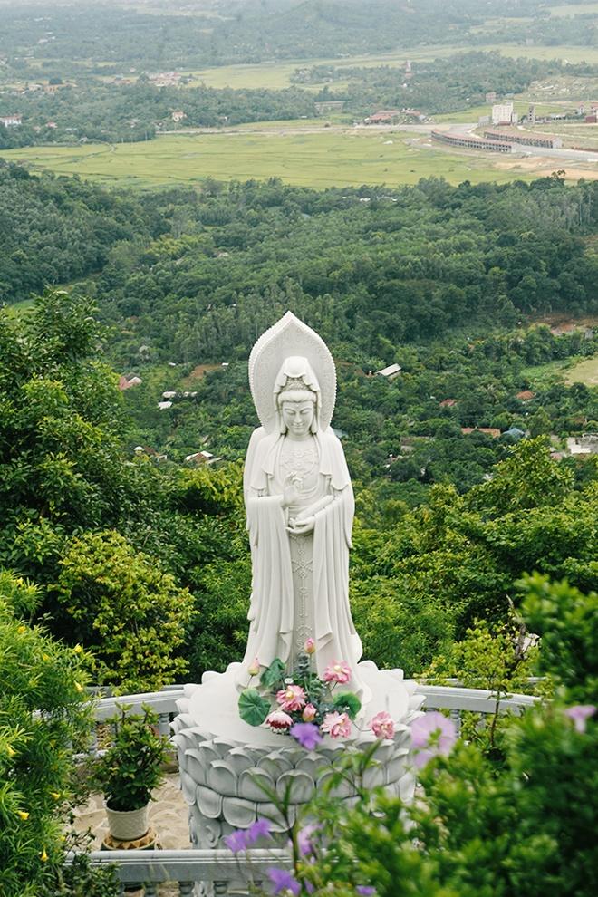 Cho thuê xe 16 chỗ đi chùa Tây Thiên – Vĩnh Phúc dịp đầu năm