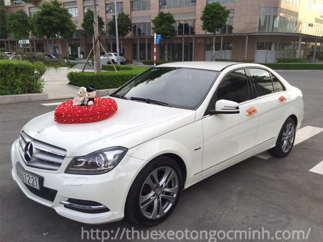 Thuê xe cưới 4 chỗ giá rẻ tại Hà Nội