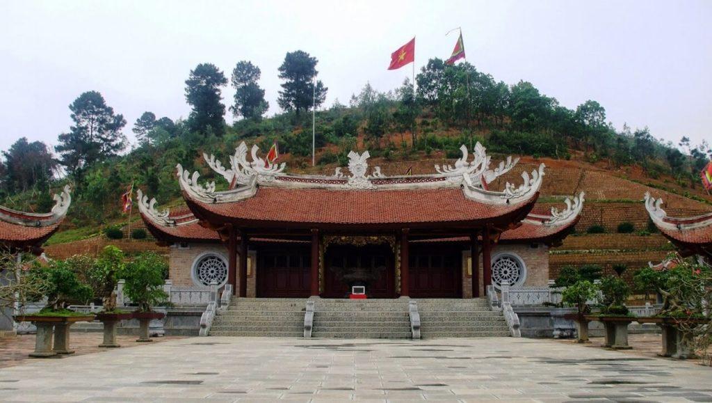 Đền Hùng - Phú Thọ