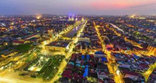 Thuê xe 16 chỗ đi Hải Phòng giá rẻ tại Hà Nội