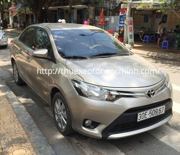 Thuê xe 4 chỗ chất lượng, uy tín tại Hà Nội