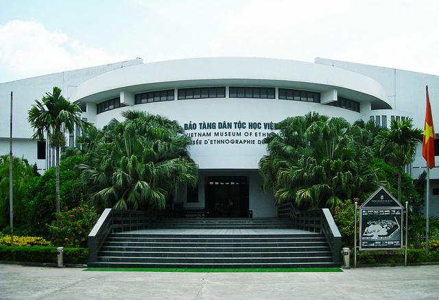 Ghé thăm bảo tàng dân tộc học Việt Nam dịp năm mới