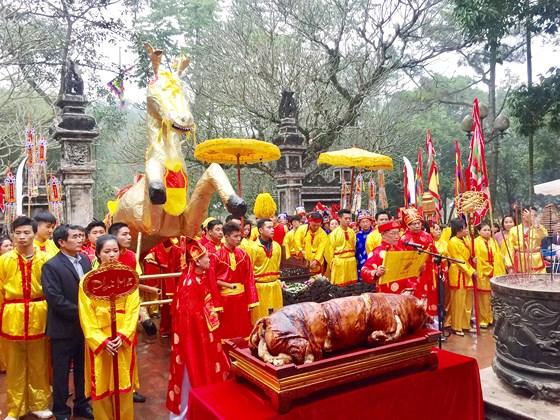 Mùng 6 tháng giêng âm lịch với hội Gióng Sóc Sơn