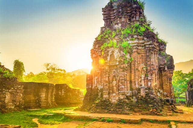 Thánh địa Mỹ Sơn huyền bí - một di sản nhân loại