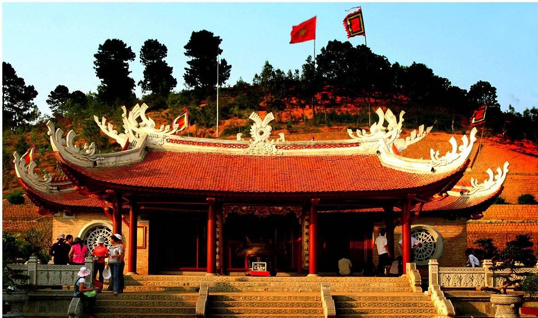 Về miền đất tổ Đền Hùng - Phú Thọ