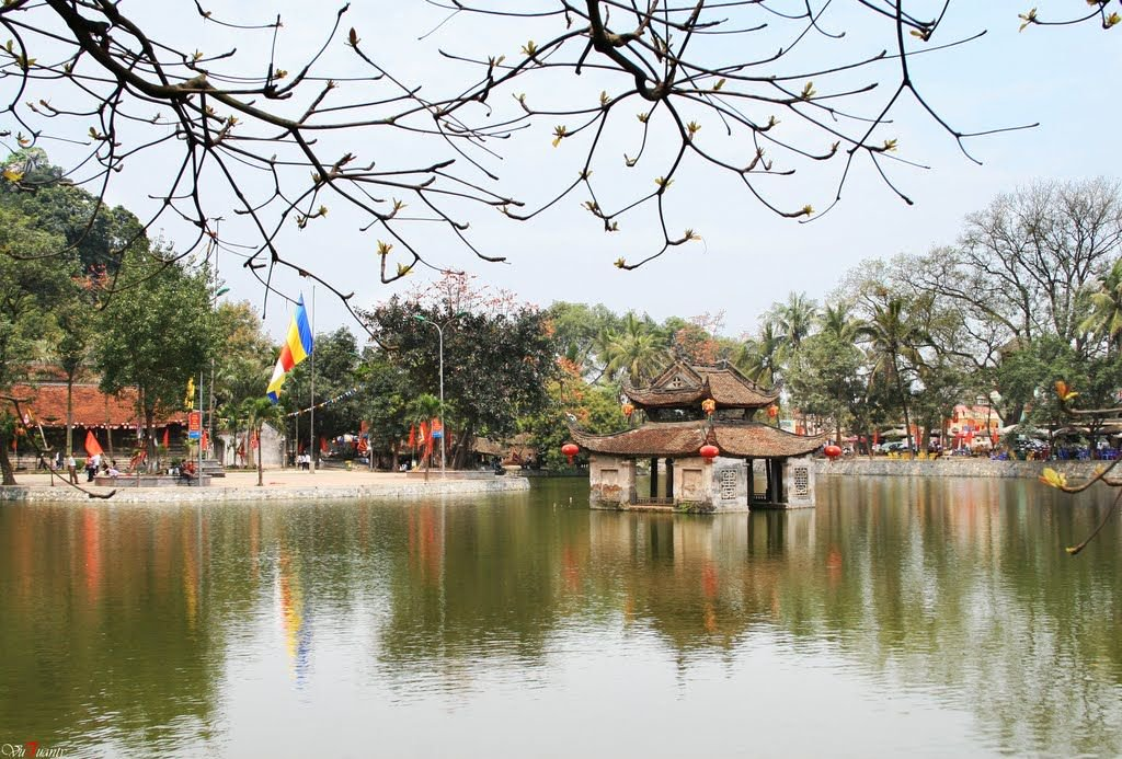 Chùa Thầy - điểm đến du lịch tâm linh ngay gần Hà Nội