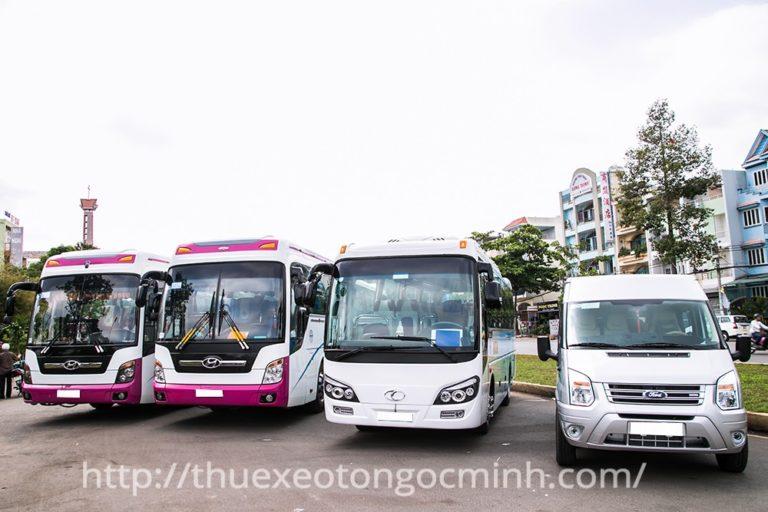 Ngọc Minh cho thuê xe đi Lý Sơn - Quảng Ngãi