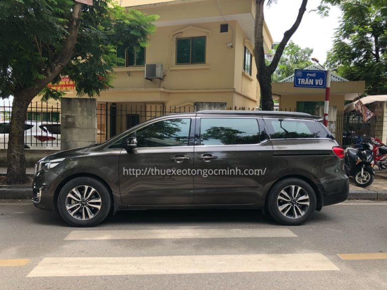 Ngọc Minh cho thuê xe du lịch hồ Thăng Hen