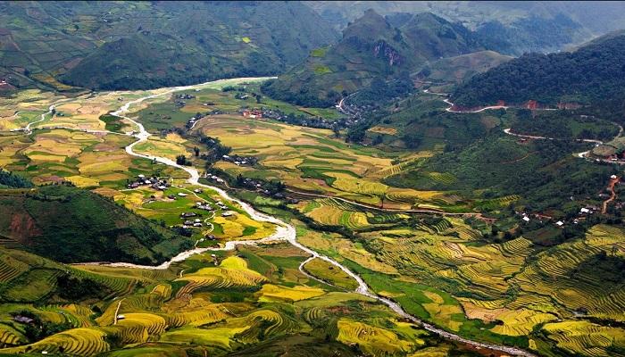 Đến Thanh Hóa mùa này ngắm thiên đường giữa đại ngàn Pù Luông