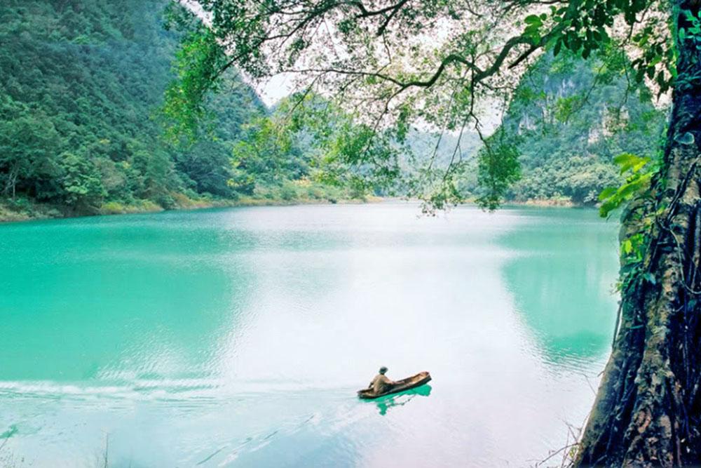 """Hồ Thăng Hen - """" Tuyệt Tình Cốc"""" ở Cao Bằng"""