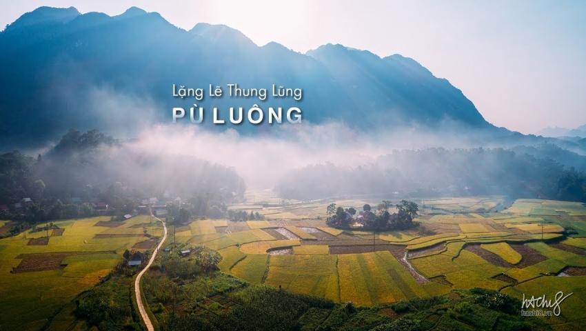 Lặng lẽ thung lũng Pù Luông