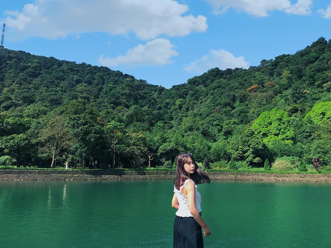 Check - in hồ Xạ Hương Tam Đảo
