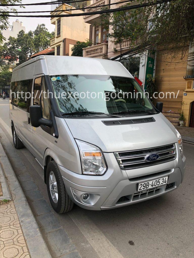 Thuê xe 16 chỗ đi Đền Hùng - Phú Thọ