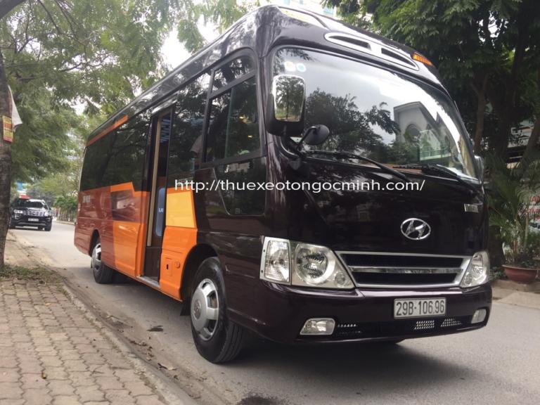 Cho thuê xe Limousine đi chùa Đông Thuần – Hải Dương