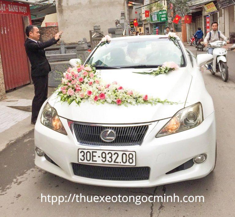 Thuê xe cưới – Đơn vị nào cung cấp dịch vụ uy tín tại Hà Nội?