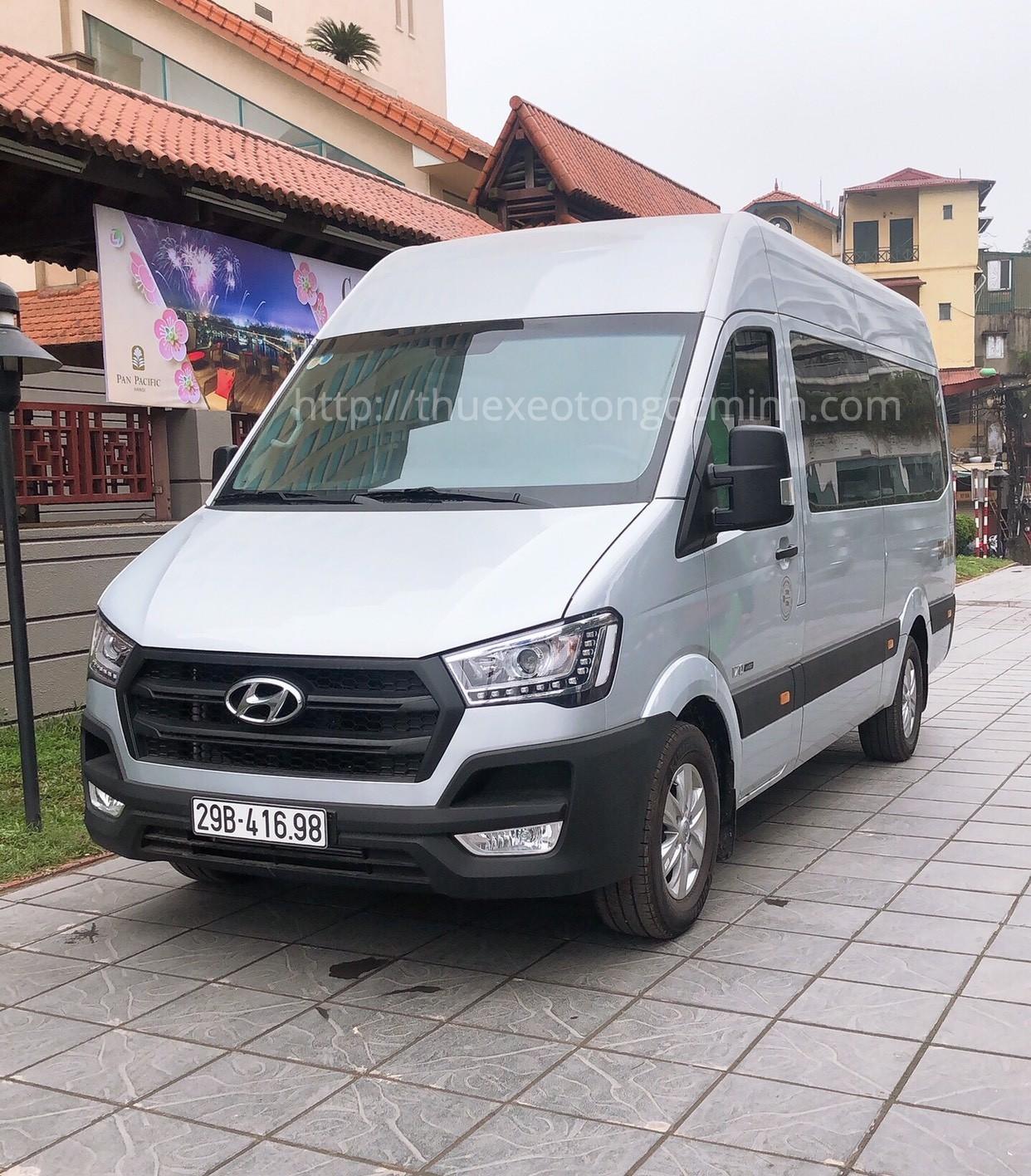 Thuê xe 16 chỗ tại quận Ba Đình mang đến nhiều tiện ích tuyệt vời cho bạn