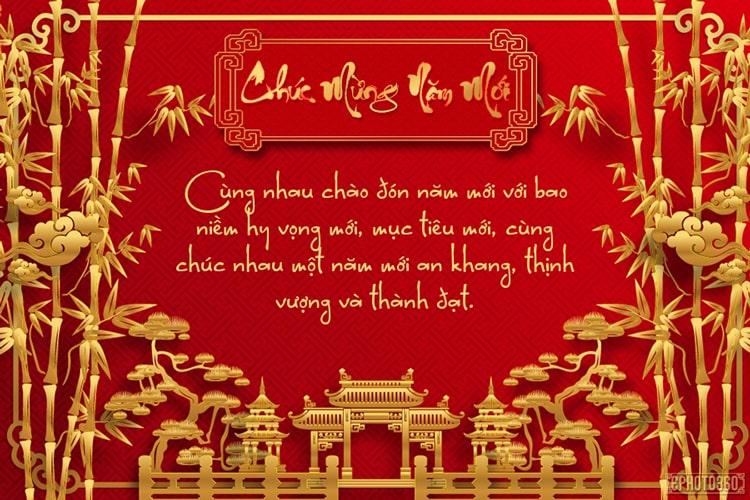 Ngọc Minh gửi lời cảm ơn, lời chúc Tết quý khách hàng và đối tác