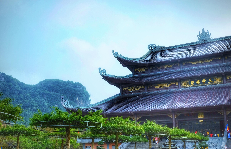 Cho thuê xe 16 chỗ đi chùa Bái Đính – Nét đẹp linh thiêng