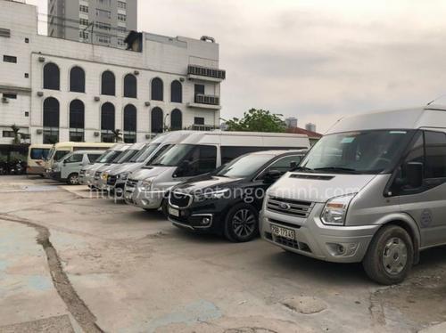 Xe đưa đón sân bay Nội Bài