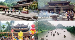 Cho thuê xe đi chùa Hương